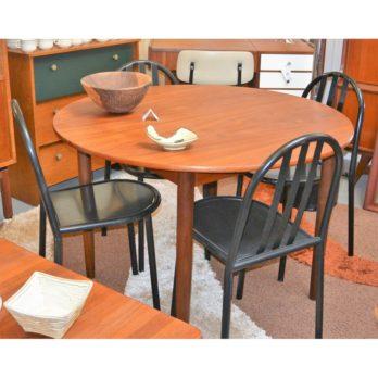 Série de 4 chaises Mallet-Stevens