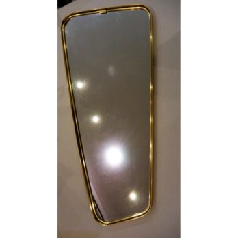 Miroir forme libre (métal)