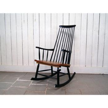 Rocking-chair (dossier haut)