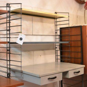 Etagère bureau Tomado (métal)