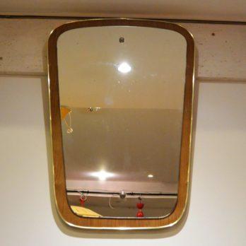 Miroir forme trapèze (synthétique)