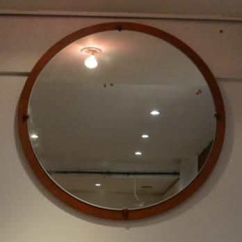 Grand miroir rond (mdK)