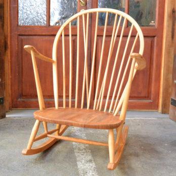 Rocking-chair Grandfather Ercol
