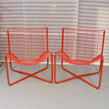 Paire de fauteuils « Jarpen »