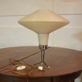 Lampe de table en Rotaflex